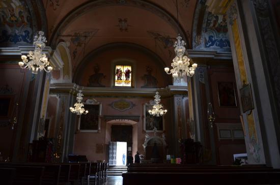 Chiesa di San Giovanni Battista: Innenansicht