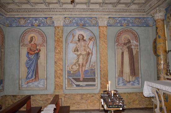 Chiesa di Sant Ercolano Vescovo: Seitenaltar