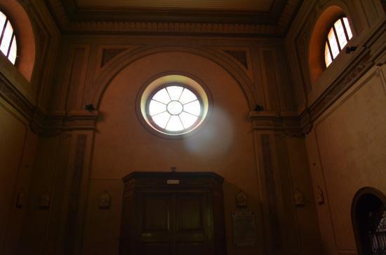 Chiesa di Sant Ercolano Vescovo: Innenansicht