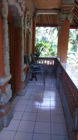 Banjar, Indonesien: Balcony