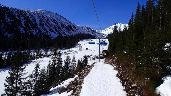 Zuberec, سلوفاكيا: Ski Roháče Spálená