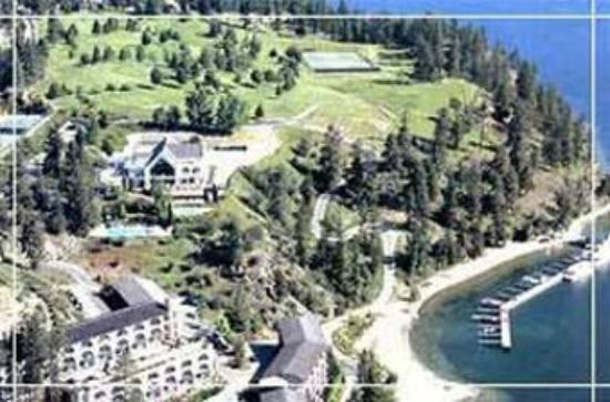 Lake Okanagan Resort: Exterior