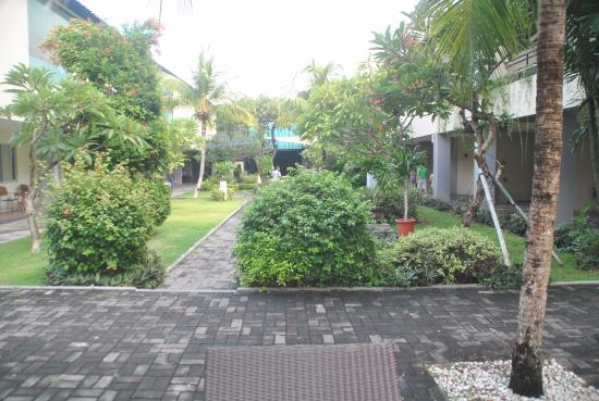 Kuta Station Hotel Image
