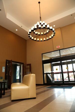 Nicholasville, KY: Hotel Lobby