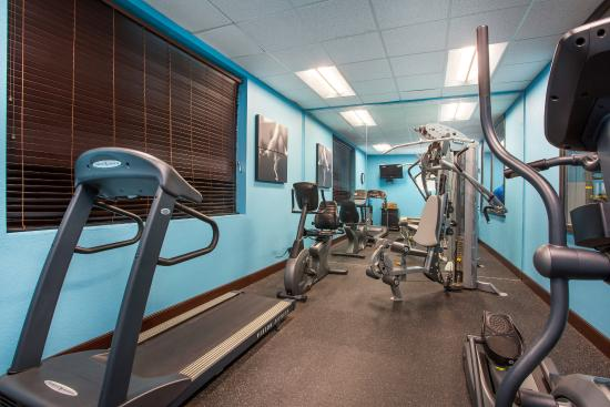 Nicholasville, Кентукки: Work out in our 24 Hour Fitness Center
