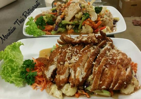 Stratford, Nouvelle-Zélande : Mountain Thai Restaurant