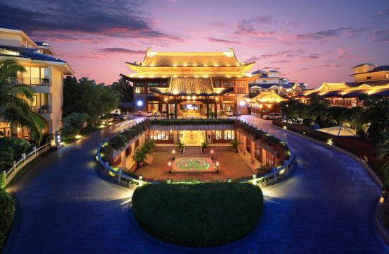 Huayu Resort and Spa Yalong Bay Sanya