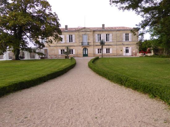 Chateau Marquis de Vauban: le château