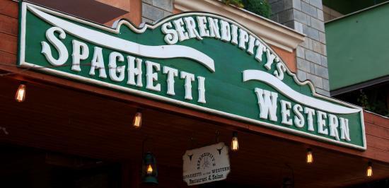 Serendipity's Spaghetti Western