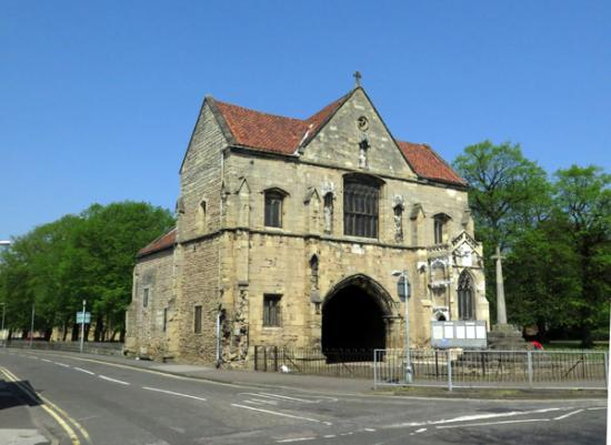 Old Holy Trinity Church