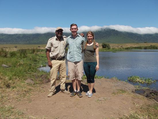 Safaris-R-Us - Day Tours: A great day, a great trip, and an even better guide!