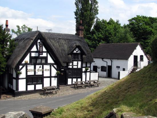 White Lion Inn, Barthomley