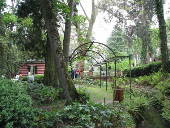 Vista picture of jardin botanico atlantico gijon for Jardin botanico 2016
