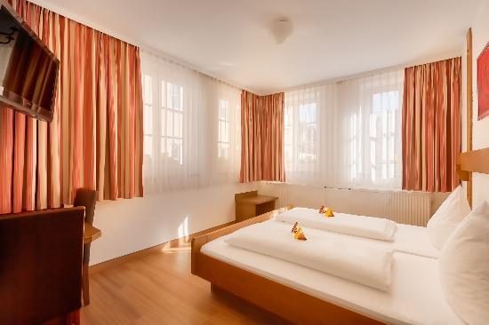 Hotel Alt Bamberg: Zimmer
