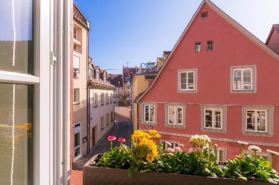 Hotel Alt Bamberg: Aussicht