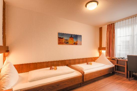 Hotel Alt Bamberg: Twinbett