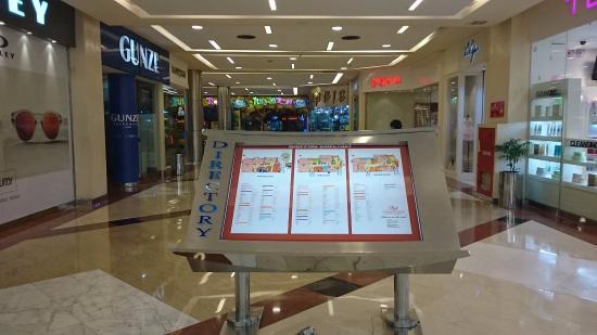 Pondok Indah Mall Map