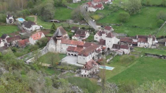 Espagnac-Sainte-Eulalie, França: Vila de Espagnac