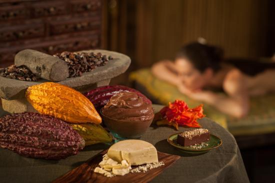 Fivelements Spa: Natural Ingredients