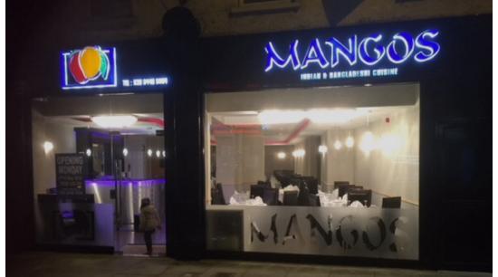 Mangos Indian & Bangladeshi cuisine