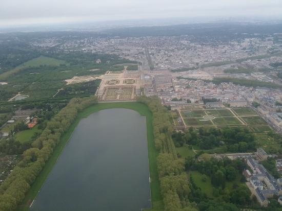 Aviaxess Helicopter and Jet : panoramica Versailles