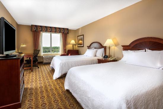 Hilton Garden Inn Florence: Two Queen Bedroom