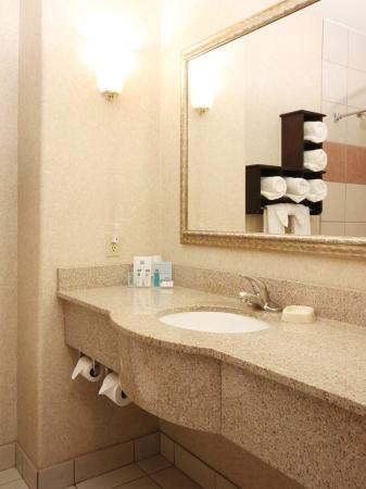 Hampton Inn & Suites Ontario: Guest Bathroom