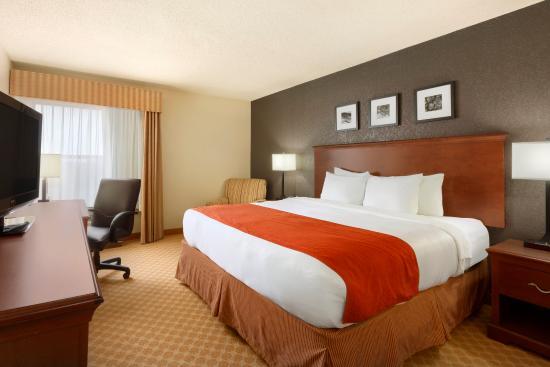 Country Inn & Suites by Radisson, Corpus Christi, TX : CCTXKing Bedroom