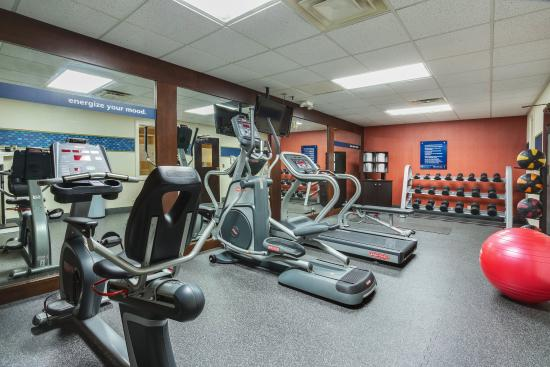 Hampton Inn Daytona/Ormond Beach: Hampton Ormond Beach Fitness
