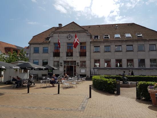 Grasten, Denmark: DET GAMLE RÅDHUS
