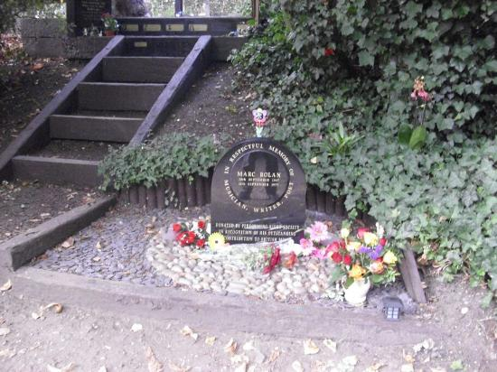 ‪Marc Bolan's Rock Shrine‬