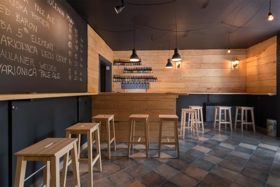 Interior Picture Of Hop In Craft Beer Bar Zagreb Tripadvisor