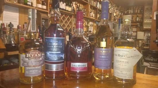 Eddies Bar : New Whiskey Arrivals