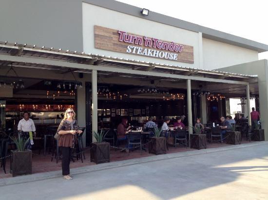 the taste keeps on lingering review of turn n tender steakhouse