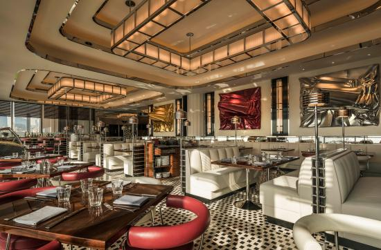 Firebird Diner by Michael Mina