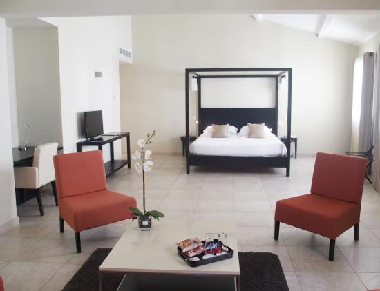 Hotel Perla Rossa: Suite Junior Supérieure