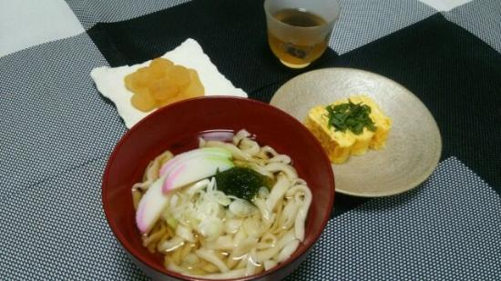 Kasugai, Japan: Make and Cook Udon noodle class: homemade udon , a side dish , wagashi sweets and drinks.