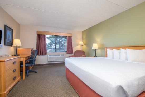 Pampa, TX: Standard Single Room