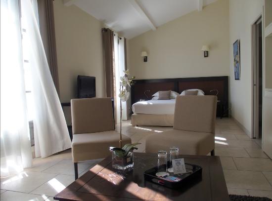 Hotel Perla Rossa: Suite Deluxe