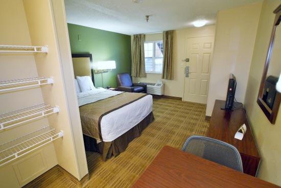 Extended Stay America - Columbia - Ft. Jackson: Studio Suite - 1 Queen Bed