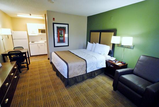 แจ็คสัน, มิซซิสซิปปี้: Studio Suite - 1 Queen Bed