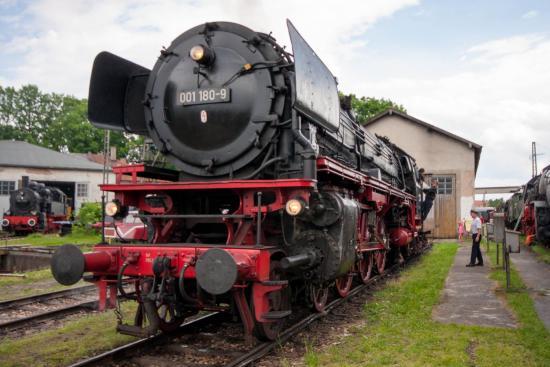 Bavarian Railway Museum