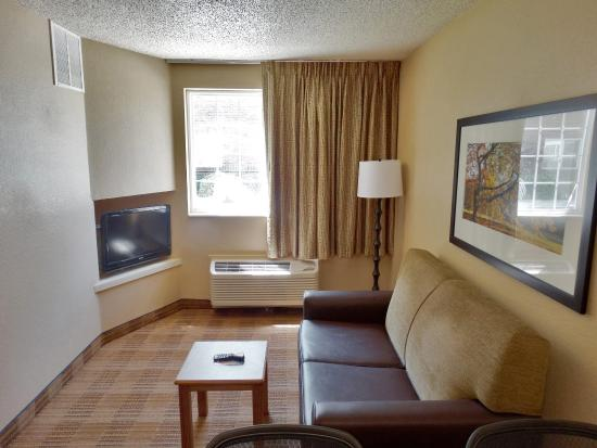 Extended Stay America - Denver - Tech Center South - Greenwood Village: 1 Bedroom Suite - 1 Queen Bed
