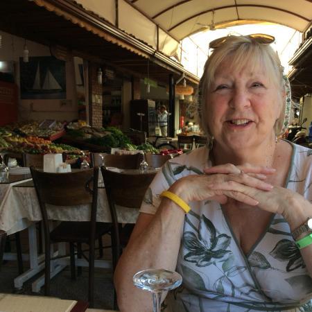Oztoklu Restaurant: Our table.
