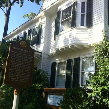 Nyack, NY: Edward Hopper House