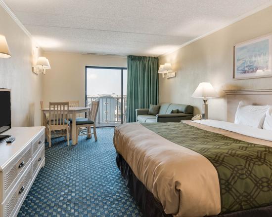 Econolodge Oceanblock: Guest room