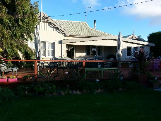 King Island Accommodation Green Ponds Guesthouse & Cottage B&B