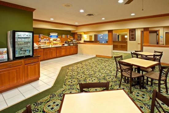 Harrison, Ohio: Breakfast Area