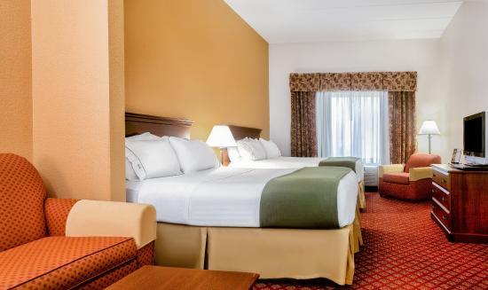 Lecanto, FL: Two Queen Suite