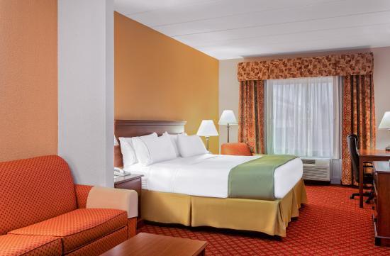 Lecanto, Флорида: King Suite